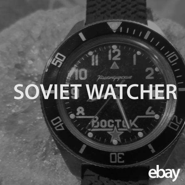 SOVIET WATCHER